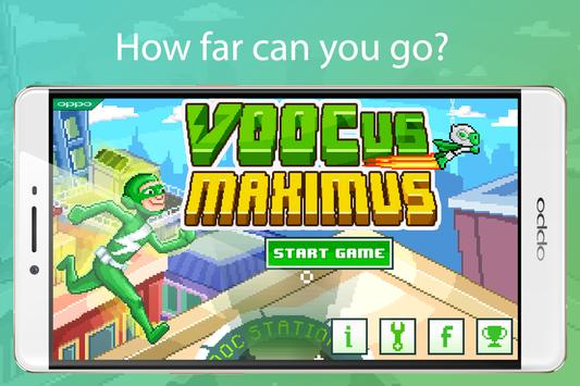 VOOCus Maximus poster