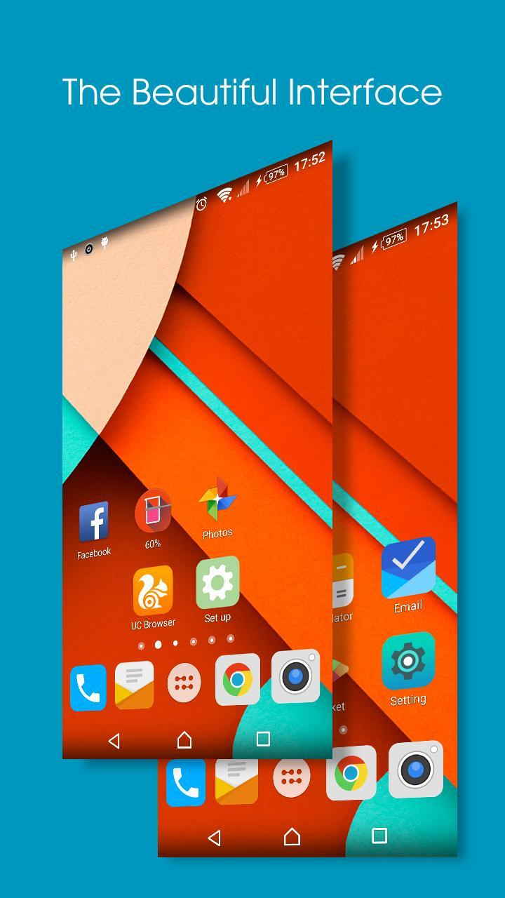 Launcher Oppo F5 - Oppo F5 Launcher Theme for Android - APK Download