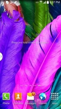 Oppo Neo Live Wallpaper apk screenshot