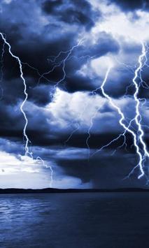 Live Storm HD Wallpaper poster