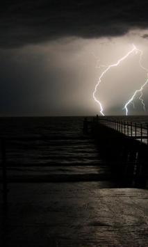 Live Storm HD Wallpaper screenshot 1