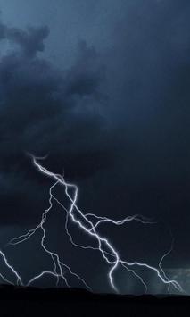 Live Storm HD Wallpaper screenshot 2
