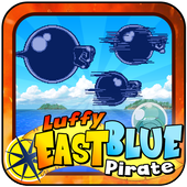Luffy Eastblue Pirate icon