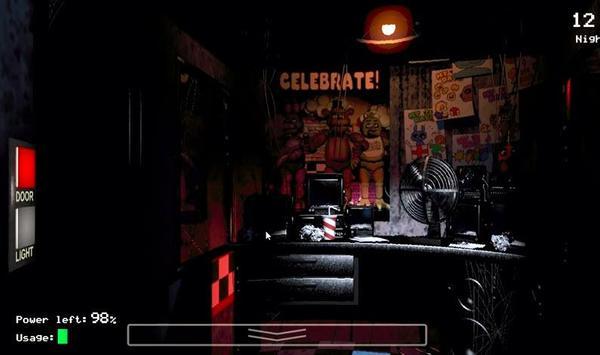 Tricks for Freddy Night poster