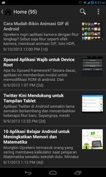 Oprek Android poster