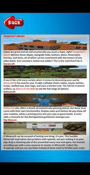 Best Mods for Minecraft PE apk screenshot