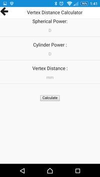 Optometric Toolkit apk screenshot