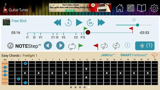 Guitar Tunes™ screenshot 2