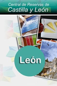 CentralReservasCYL León apk screenshot