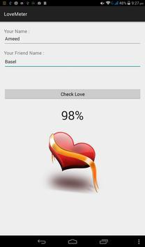 مقياس الحب screenshot 1