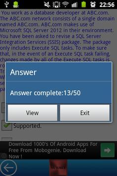 MS MCSE Business Intelligence screenshot 3
