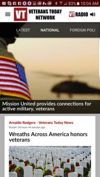 Veterans Today Network poster