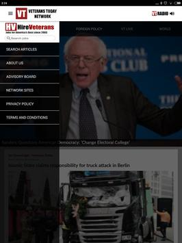 Veterans Today Network screenshot 8