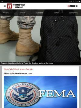 Veterans Today Network apk screenshot