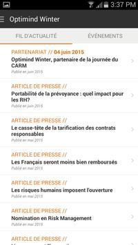 OptiNews screenshot 1