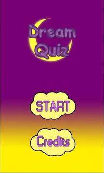 Dream Quiz poster