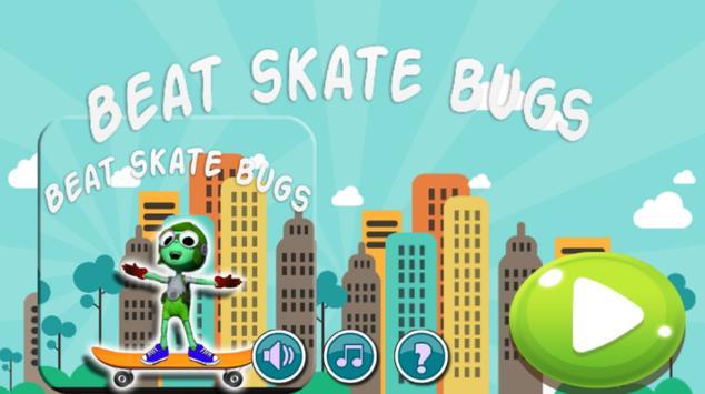 Beat Bugs Skate poster