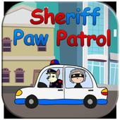 The Sheriff Puppy Patrol icon