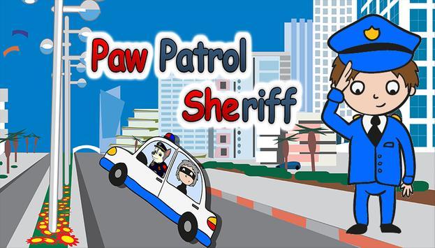 The Sheriff Puppy Patrol apk screenshot