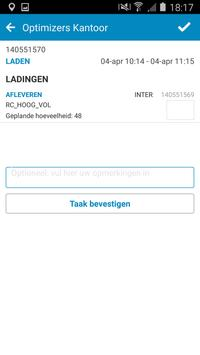 App2Track apk screenshot