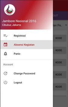 Jambore Nasional screenshot 1