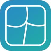 Photo Grid, Free Style & Photo Collage Maker icon
