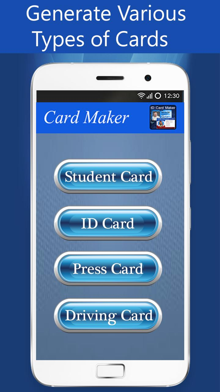 Fake ID Card Maker – Card Making App for Android - APK Download