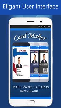 Fake ID Card Maker – Card Making App screenshot 1