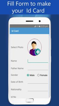 Fake ID Card Maker – Card Making App screenshot 4