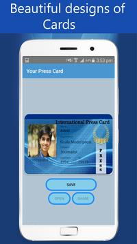Fake ID Card Maker – Card Making App screenshot 6