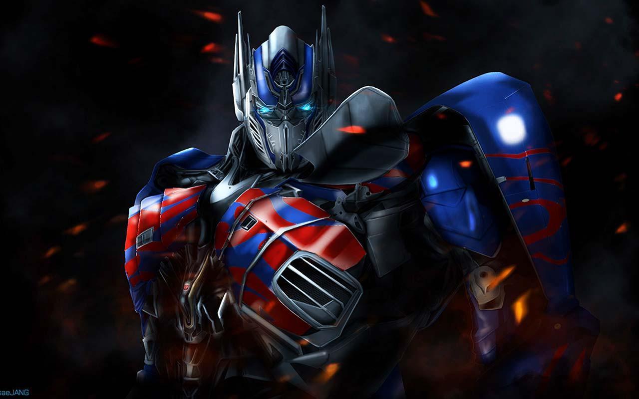 ... Optimus Prime Wallpaper HD screenshot 9 ...