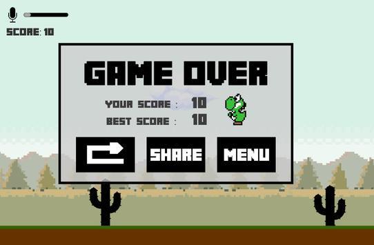 Scream T-Rex to go screenshot 16