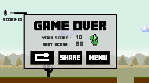 Scream T-Rex to go screenshot 2