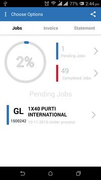 Glaube Logistics screenshot 2