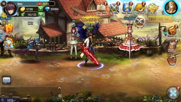 Đấu Chiến Thần MU apk screenshot