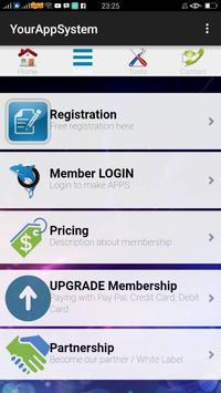 Solidago APP Builder screenshot 1