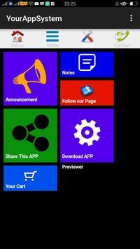 Solidago APP Builder screenshot 2