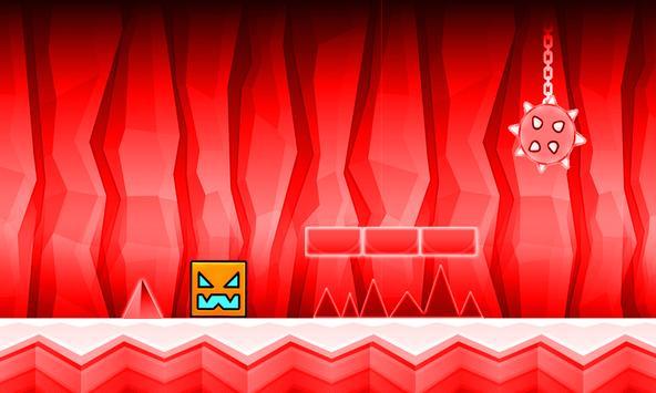 Geometry Spiky Dash screenshot 1
