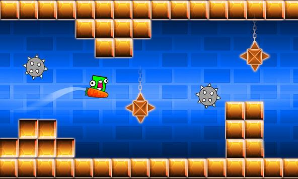 Geometry Spiky Dash screenshot 2