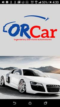 Orcar poster