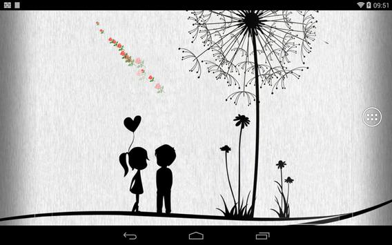 Simple Love Wallpaper apk screenshot