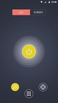 Tiny Flash light Back & Front poster