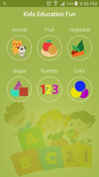 Kids Education screenshot 1