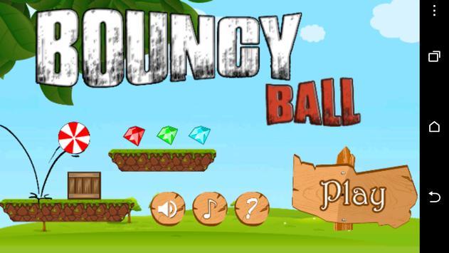 Bouncy Ball Runner poster