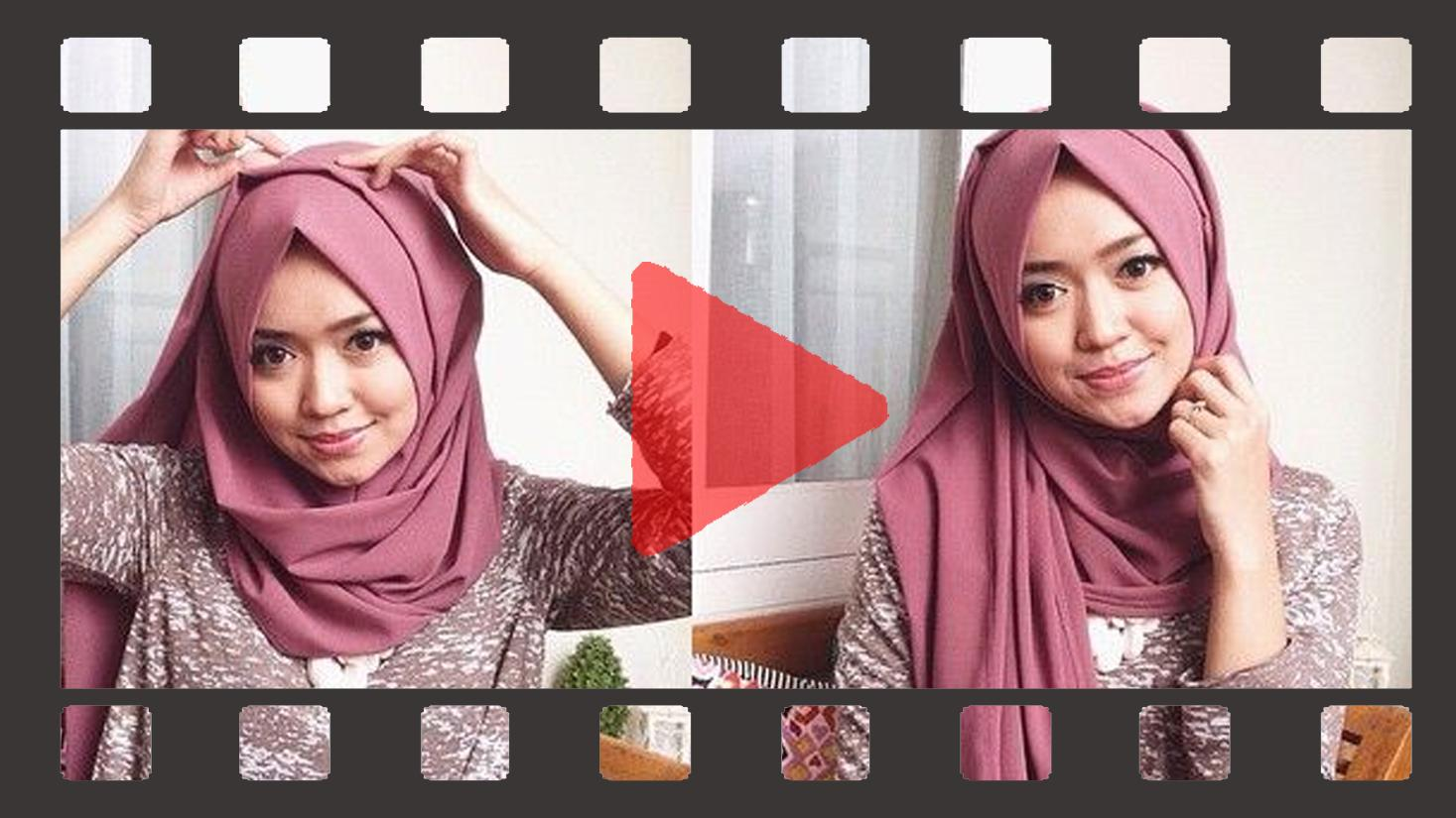 Video Tutorial Hijab Simple 2018 For Android Apk Download