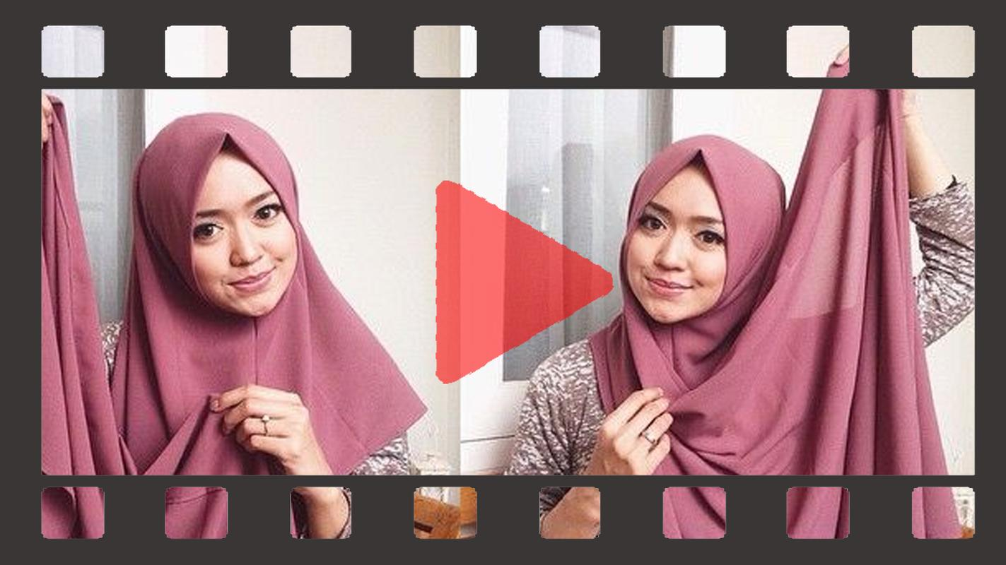 video tutorial hijab simple 2018 for android - apk download