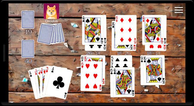 Caravan (Card Game) apk screenshot