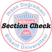 Bilkent Section Check icon