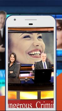 Breaking News Photo Frames poster