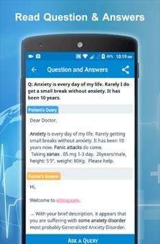 iCliniq - Ask a Doctor apk screenshot